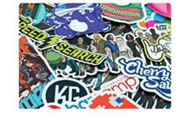 Cutout Stickers